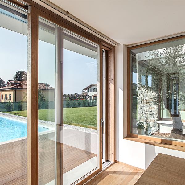 Porte finestre serramenti in legno italserramenti for Serramenti legno