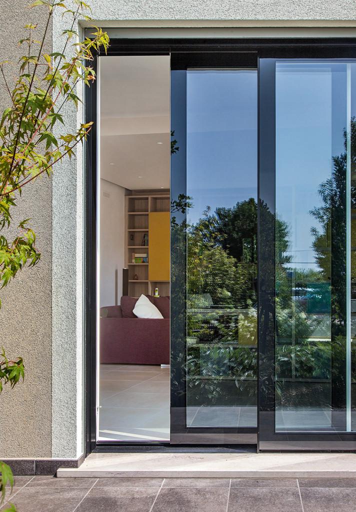 Produzione porte finestre in legno vetro italserramenti - Finestre in legno ...