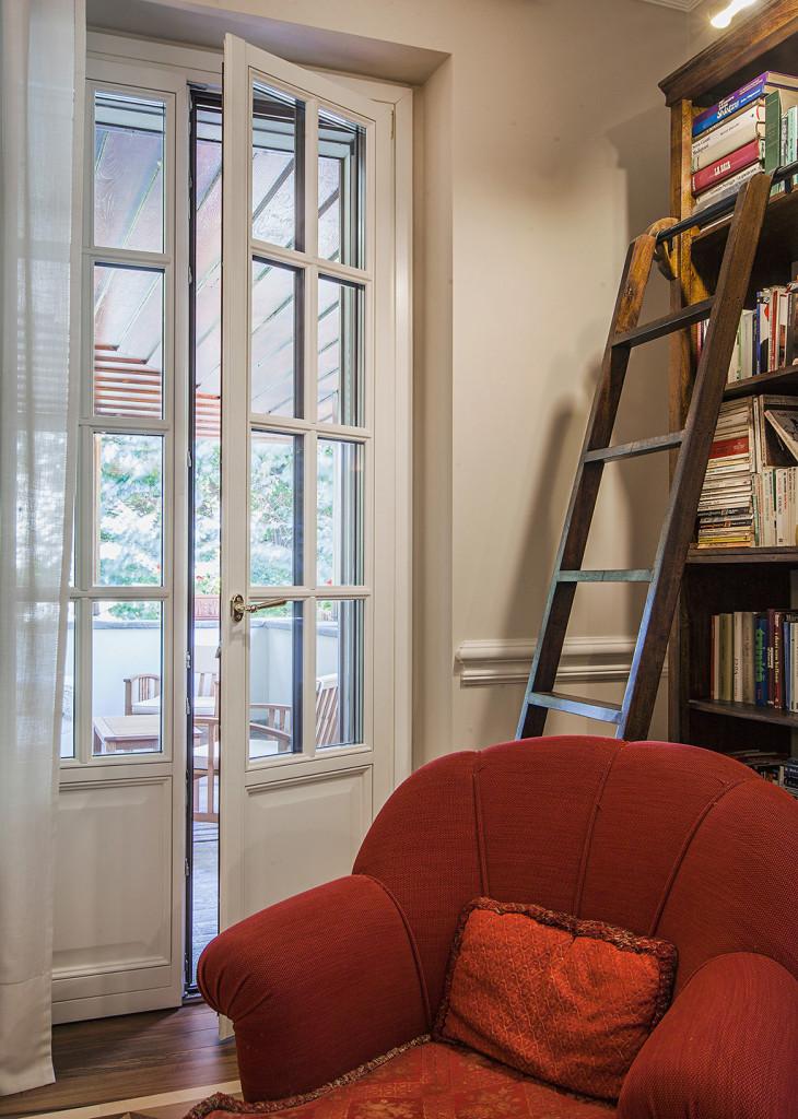 Porte finestre in legno italserramenti - Finestre e porte ...