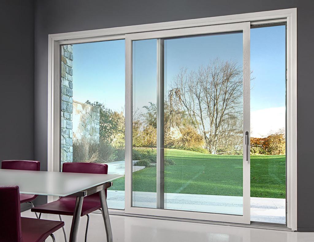 Serramenti scorrevoli italserramenti - Condensa finestre alluminio ...