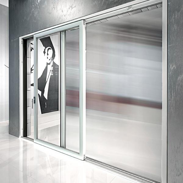 """Zero"" lift and slide windows"